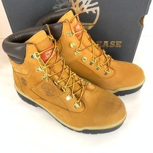 Timberland Men's Field Boots Size 9